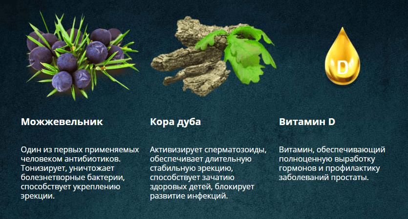 состав эронетсила